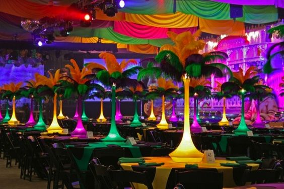 Mardi Gras Masquerade Quinceanera Theme My Perfect Quince