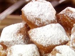 beignets for a masquerade quinceanera