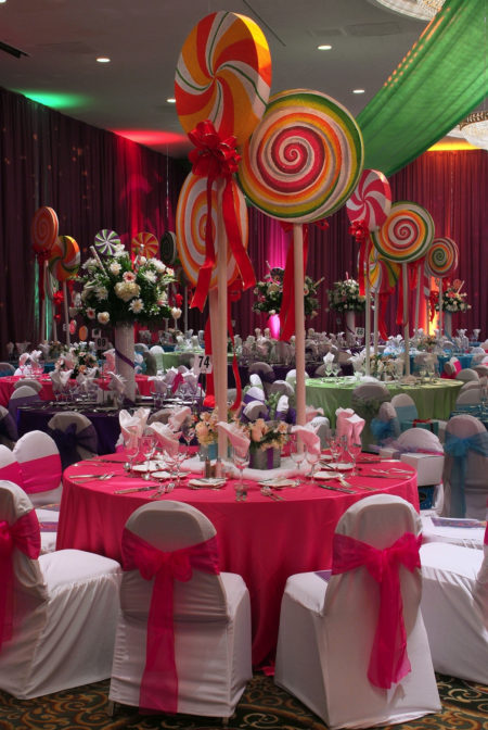 Candyland theme quinceanera quinceanera themes my perfect quince - Candyland party table decorations ...