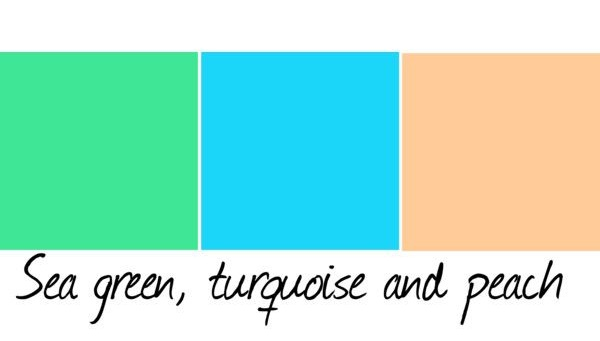 Quinceanera Colors And Color Scheme Ideas