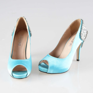 A tiffany blue quinceanera xv themes my perfect quince tiffany blue heels junglespirit Gallery