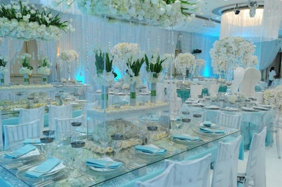 Design A Winter Wonderland Theme For Your Quinceanera