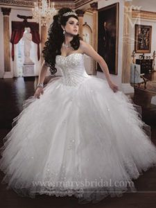 Winter Wonderland Quince Dress