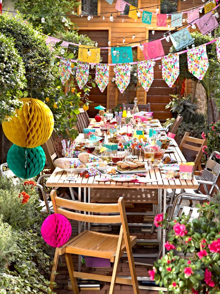 How to pull off a charro quinceanera theme my perfect quince for Terrace party decoration