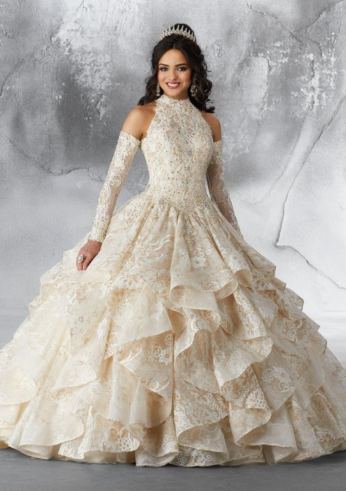 51d1f8be016 5 Long-Sleeved Quinceanera Dresses - My Perfect Quince
