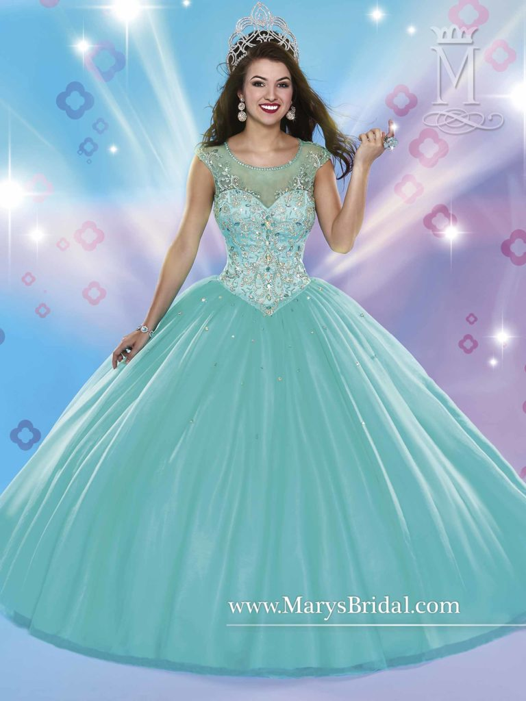 7ed84f93d2e Tiffany Blue Quinceanera Dresses