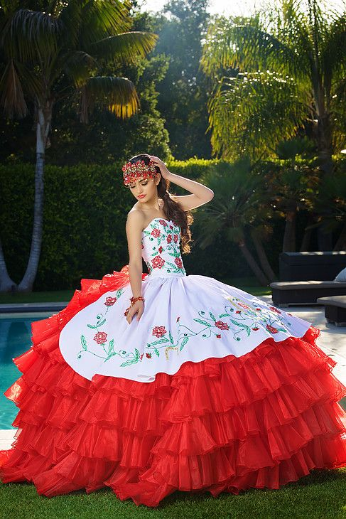 94aef488c2 How to Pull Off a Charro Quinceanera Theme