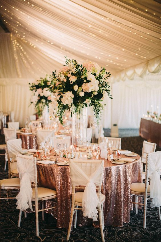 Rose Gold Quinceanera Theme My Perfect Quince